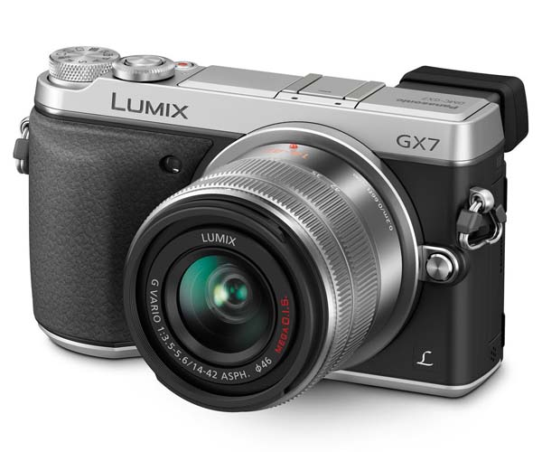 Panasonic LUMIX DMC-GX7 Interchangeable Lens Mirrorless Camera Announced