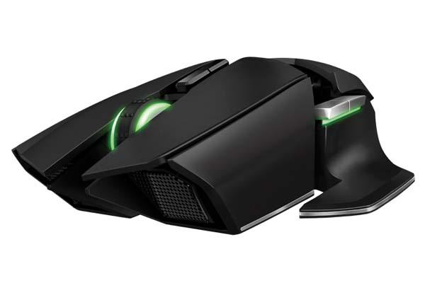 Razer Ouroboros Gaming Wired/Wireless Mouse Announced
