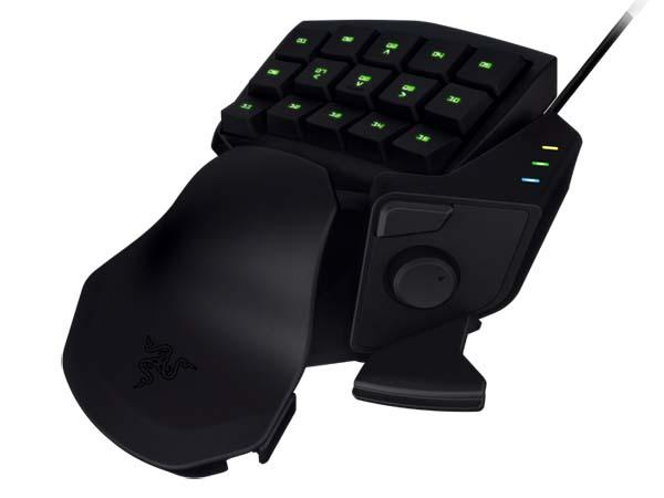 Razer Tartarus Membrane Gaming Keypad Announced