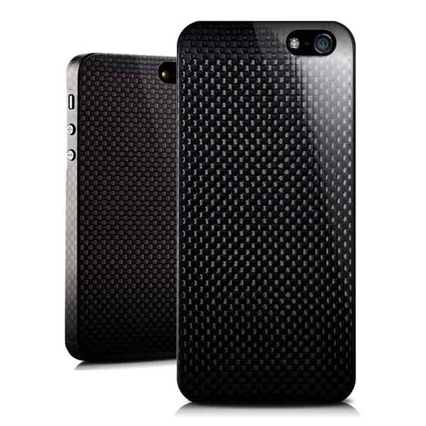 The 100% Carbon Fiber iPhone 5 Case