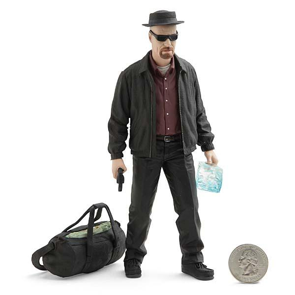 The Breaking Bad Heisenberg Collectible Figure