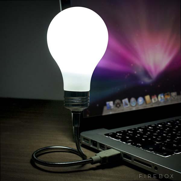 The Bright Idea USB LED Light