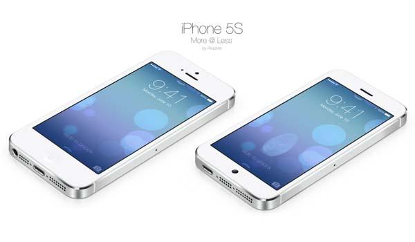The Concept iPhone 5S