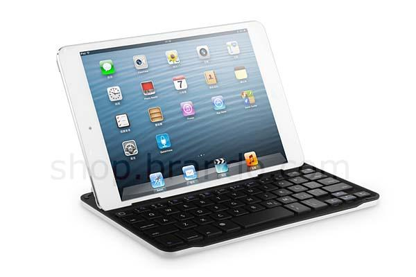 The Magnetic iPad Mini Keyboard Cover