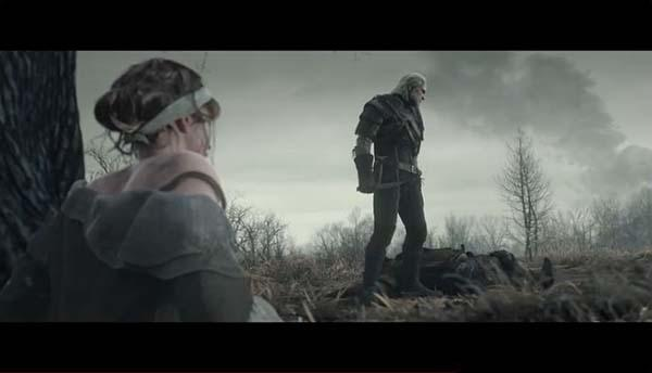 The Witcher 3 Wild Hunt Killing Minsters Cinematic Trailer