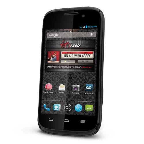 ZTE Reef Waterproof Android Phone Launched at Virgin
