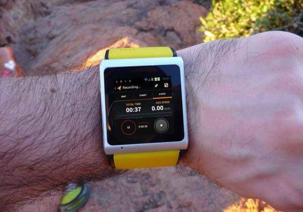 A.I Watch Android Powered Smart Watch