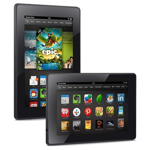 All-New Kindle Fire HD Announced