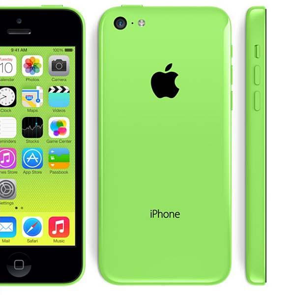Apple iPhone 5c Announced