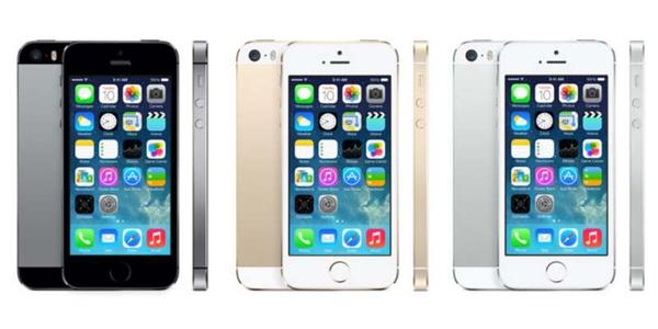 Apple iPhone 5s Announced