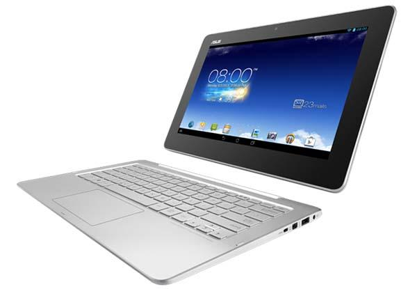 ASUS Transformer Book Trio 3-In-1 Hybrid Notebook