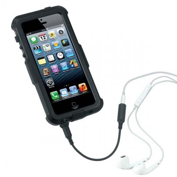 Bike2Power Bravo Waterproof Aluminum iPhone 5 Case