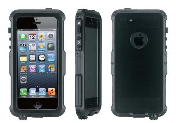Bike2Power Bravo Waterproof Aluminum iPhone 5 Case