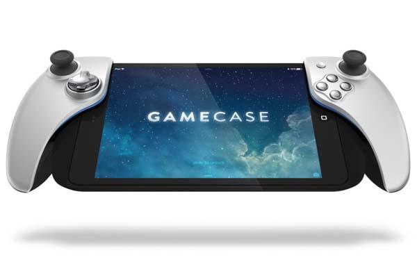 ClamCase Unveiled GameCase Game Controller for iOS 7