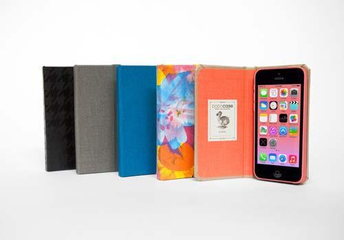 DODOcase HARDcover iPhone 5c Case