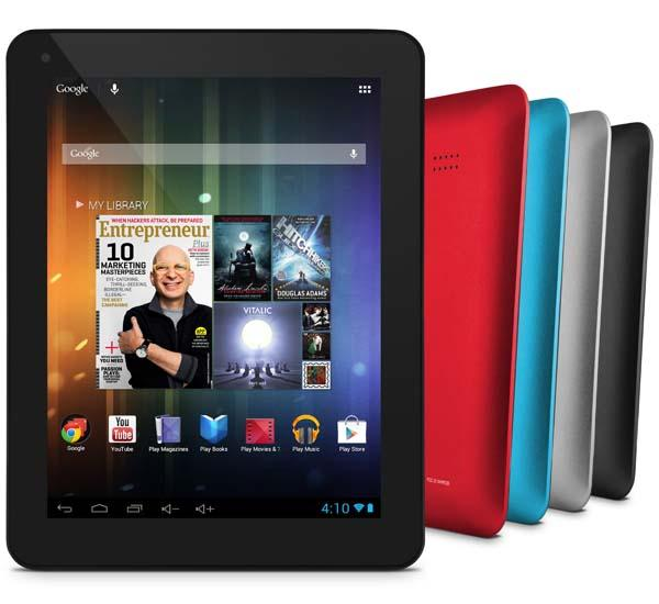 Ematic EGP008 Android Tablet