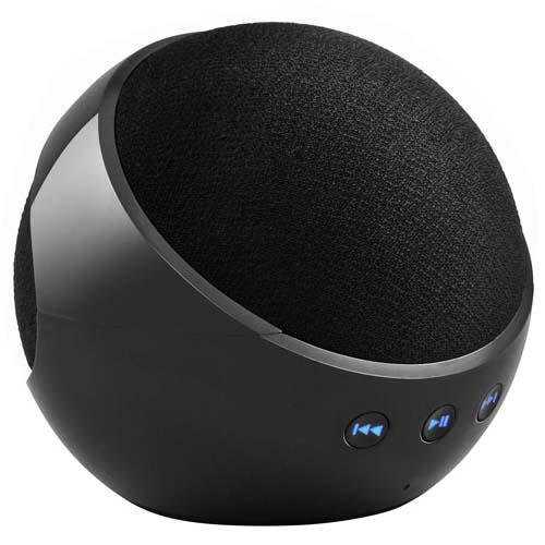 Ematic ESB100 Portable Bluetooth Speaker with Siri and Google Voice Control