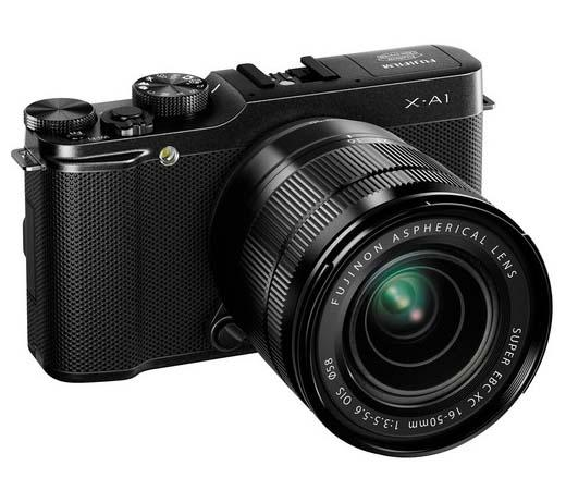 Fujifilm X-A1 Interchangeable Lens Mirrorless Camera