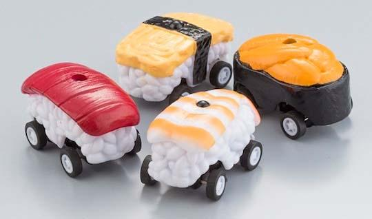 Gachagacha Sushi RC Car