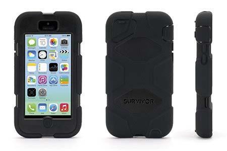 Griffin Survivor iPhone 5c Case
