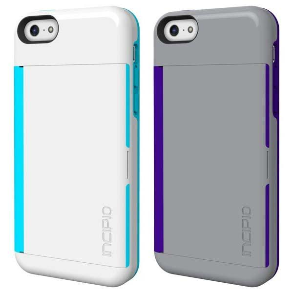 Incipio Stowaway iPhone 5c Case