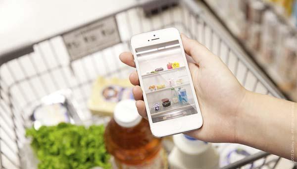 Insider A Smart Device For Your Fridge Gadgetsin