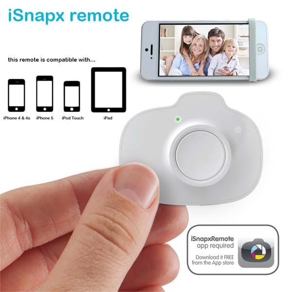 iSnapx Remote Control for iOS Devices