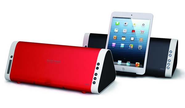 iWalk Sound Angle Portable Bluetooth Wireless Speaker