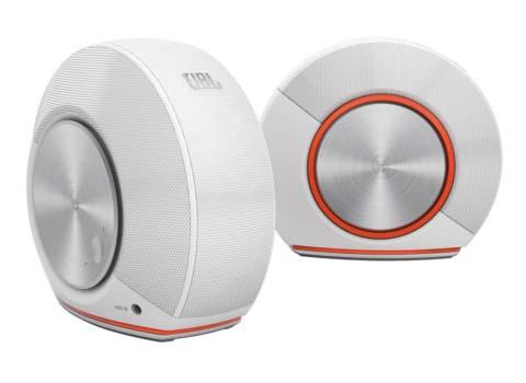 JBL Pebbles Portable Stereo Speaker System