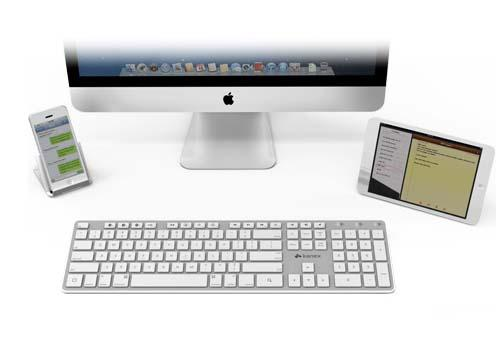 Kanex Bluetooth Wireless Keyboard for iMac and iOS Devices