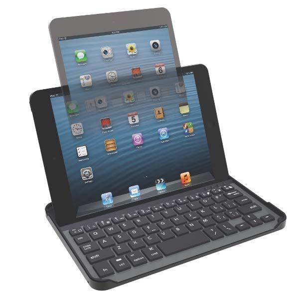 Kensington Keycover Hard Shell Keyboard Case For Ipad Mini