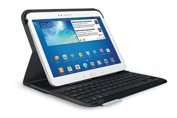 Logitech Ultrathin Keyboard Folio Galaxy Tab 3 Case