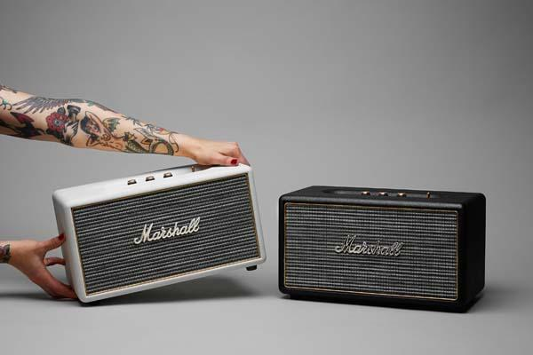 Marshall Stanmore Bluetooth Speaker System