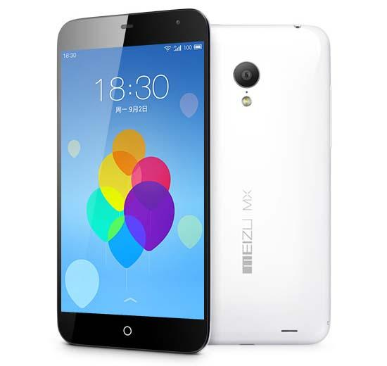 Meizu MX3 Android Phone Announced