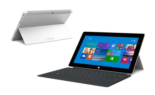 Microsoft Surface 2 and Surface Pro 2 Announced