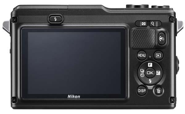 Nikon 1 AW1 Waterproof Mirrorless Camera Announced