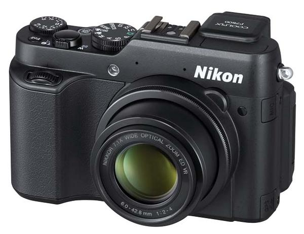 Nikon COOLPIX P7800 Digital Compact Camera