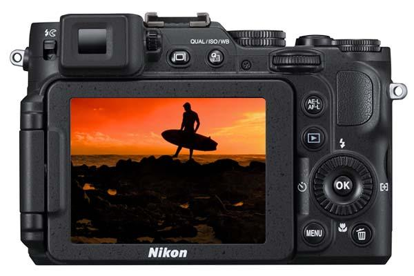 Nikon COOLPIX P7800 Digital Compact Camera Announced