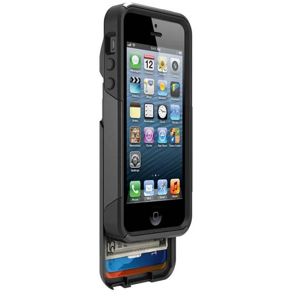 OtterBox Commuter Series Wallet iPhone 5s Case