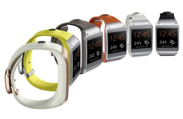 samsung galaxy gear smart watch announced gadgetsin