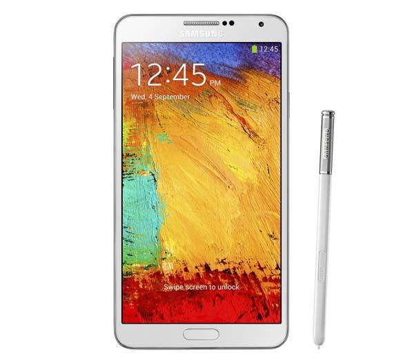 Samsung Galaxy Note 3 Android Phone