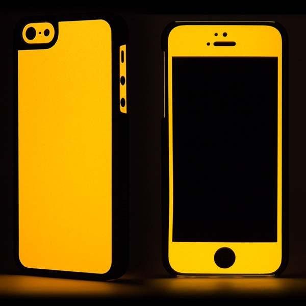 SlickWraps Case Glow Series iPhone 5s Case