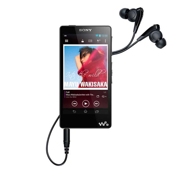 Sony Walkman F886 Android Media Player Announced