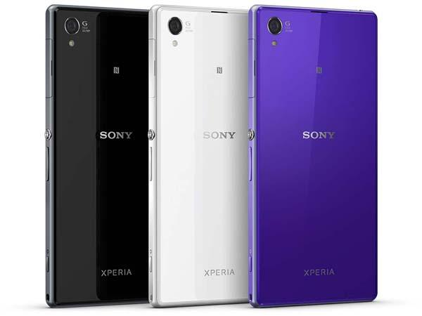 Sony Xperia Z1 Waterproof Android Phone Announced
