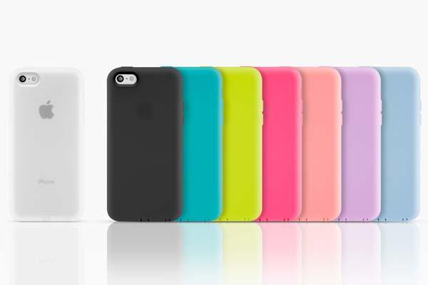SwitchEasy Numbers iPhone 5c Case