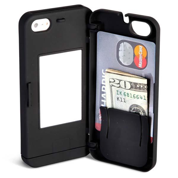 The iPhone 5 Case with Integrated Wallet
