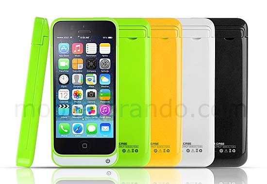 brand new e90d7 fba28 The Power Jacket Battery Case for iPhone 5c | Gadgetsin