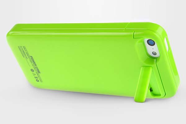The Power Jacket Battery Case for iPhone 5c