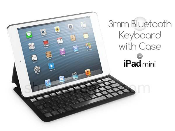 The Ultra Thin Keyboard Case for iPad Mini