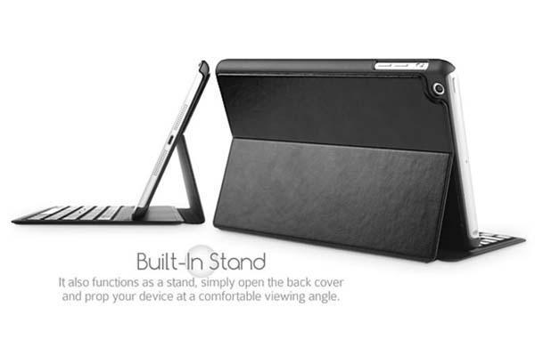 The Ultra Thin Keyboard Case for iPad Mini